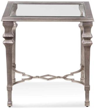 Bassett Mirror Sylvia Square End Table