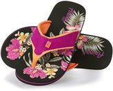 Animal Swish Placement Flip Flops