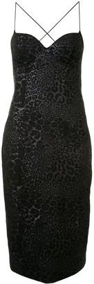 Manning Cartell Australia Leopard-Print Bustier Dress