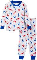 Sara's Prints Sara&s Prints Printed Pajamas (Toddler, Little Kid, & Big Kid)