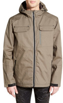 Tavik Focal Waterproof Hooded Jacket