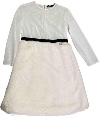 Mangano White Dress for Women
