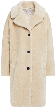 Claudie Pierlot Faux Fur Coat