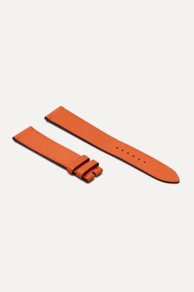 HERMÈS TIMEPIECES Cape Cod Single Tour 29mm Leather Watch Strap - Gold