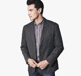 Johnston & Murphy Finestripe Cotton Blazer