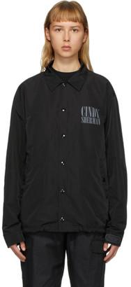 Undercover Black Cindy Sherman Edition Portrait Coach Jacket