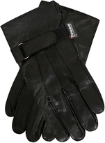 Yours Clothing THINSULATE Black Lined Leather Gloves