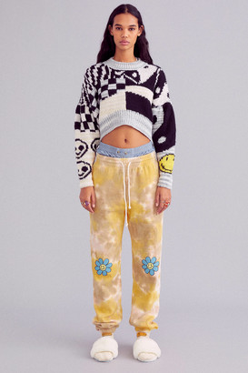 Out From Under Kya Printed Fleece Jogger Pant