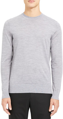 Theory Men's Regal Wool Crewneck Sweater