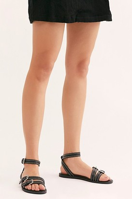 Vicenza Aston Studded Sandals