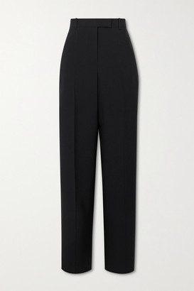 Givenchy Wool Straight-leg Pants - Black
