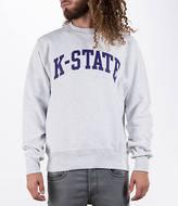 Champion Men's Kansas State Wildcats College Weave Crew Sweatshirt