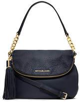 Michael Kors Bedford Tassle Medium Leather Shoulder Bag