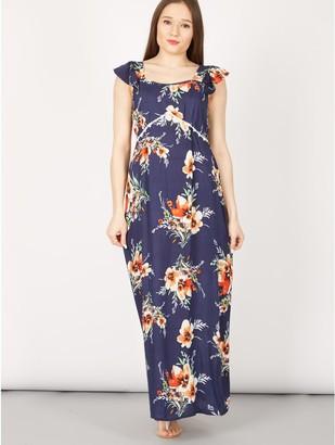 M&Co Izabel floral boho maxi dress