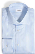 Brioni Long Sleeve Cotton Shirt