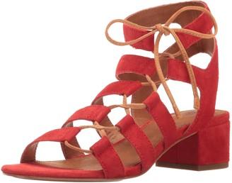 Frye Women's Chrissy Side Ghillie Dress Sandal