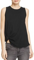 n PHILANTHROPY Knotted Tank