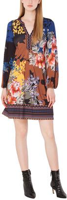 Hale Bob Unbeaded Mini Dress