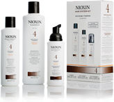 Nioxin Hair System 4 Kit for Noticeably Thinning Chemically Treated Hair