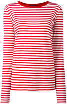 Dolce & Gabbana striped top - women - Cotton - 38