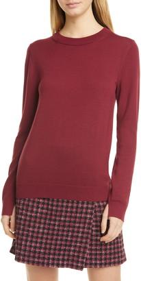 BOSS Fegan Merino Wool Knit Sweater
