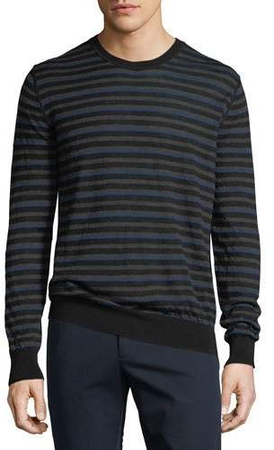4a5a73c8927 Vince Mens Ribbed Sweater - ShopStyle