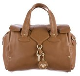 Bally Madrielle Leather Satchel