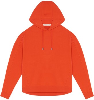 "Fenty by Rihanna Oversized printed hoodie ""No Alternative Hi-Life"""