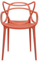 Kartell Masters Dining Chair - Rusty Orange