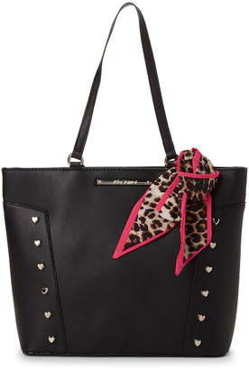 Betsey Johnson Tote with Scarf