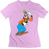 NC2FC Goofy O Neck T-Shirt For Ladies M