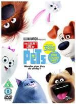 Secret Life Of Pets The Secret Life Of Pets DVD