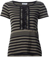 Sonia Rykiel fine-knit striped T-shirt