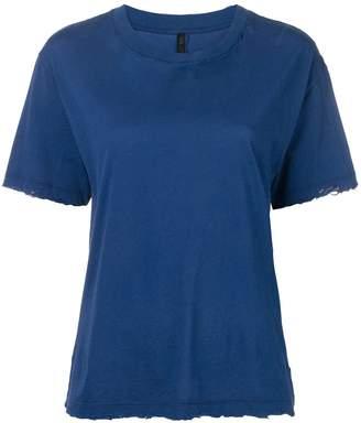 Unravel Project distressed crewneck T-shirt