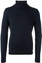 Zanone rollneck knit jumper