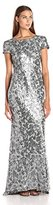 Calvin Klein Women's Sequin Gown