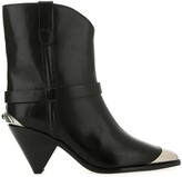 Thumbnail for your product : Isabel Marant Pointed-Toe Western Boots