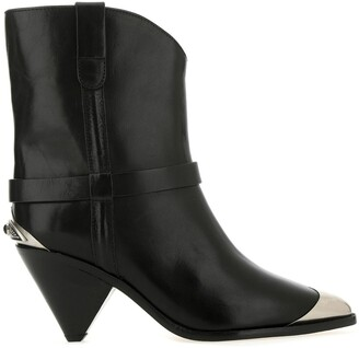 Isabel Marant Pointed-Toe Western Boots