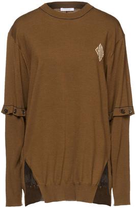 Chloé Convertible Wool-blend Sweater