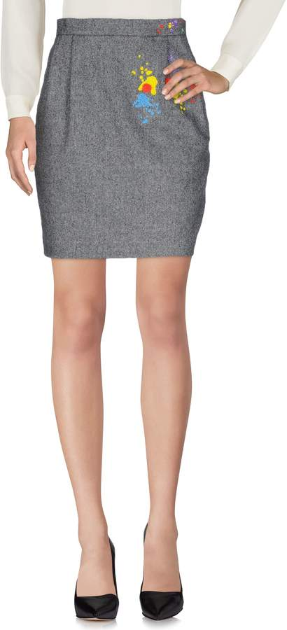 Olympia Le-Tan Knee length skirts - Item 35330802
