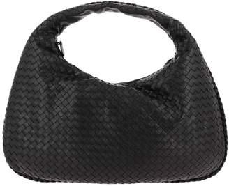 Bottega Veneta Hobo Bag Veneta Large In Leather With Woven Pattern