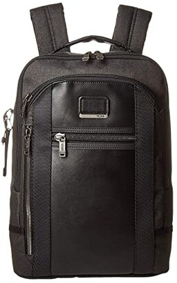 Tumi Alpha Bravo Davis Backpack (Black) Backpack Bags