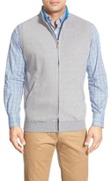 Peter Millar Melange Fleece Vest