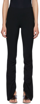 The Row Black Carlotta Trousers