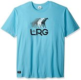 Lrg Men's Big-Tall Research Collection Front Runners T-Shirt