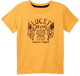 Lucky Brand Lucky Flags Tee (Toddler Boys)