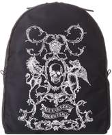 Alexander McQueen Printed Nylon Backpack