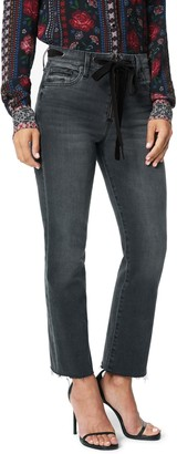Joe's Jeans The Callie High Rise Crop Boot Jeans