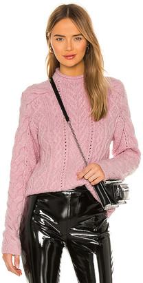 Rag & Bone Ariel Mock Neck Sweater