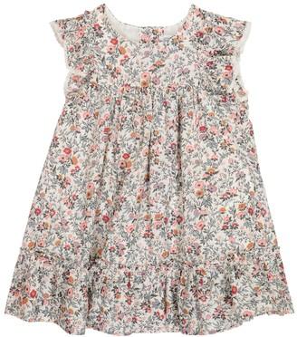 Tartine et Chocolat Baby Liberty-print cotton dress